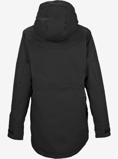 Burton Prowess Jacket shown in True Black