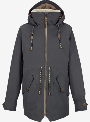Burton Prowess Jacket shown in Faded [bluesign® Approved]