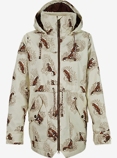Burton Prowess Jacket shown in Foxy Toille [bluesign® Approved]