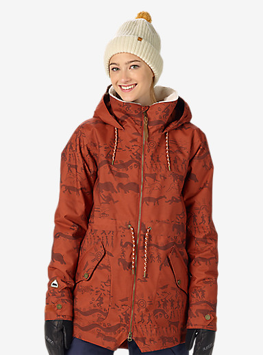 Burton Prowess Jacket shown in Stone Age