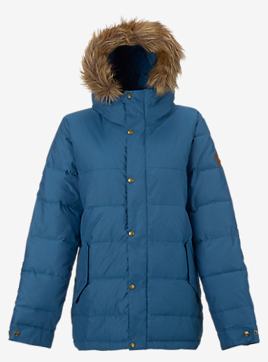 Burton Traverse Jacket shown in Jaded