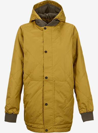 Burton Stella Shirt Jacket shown in Evilo [bluesign® Approved]