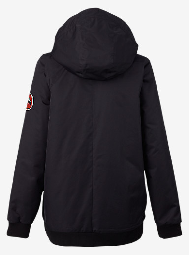 Burton Stella Jacket shown in True Black