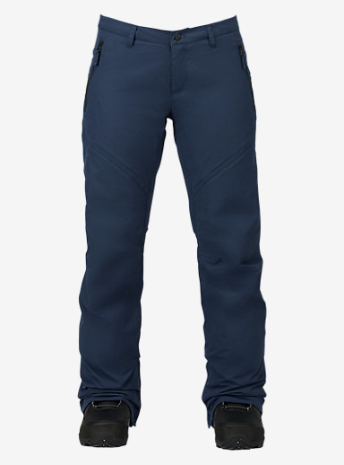 Burton Society Pant shown in Mood Indigo
