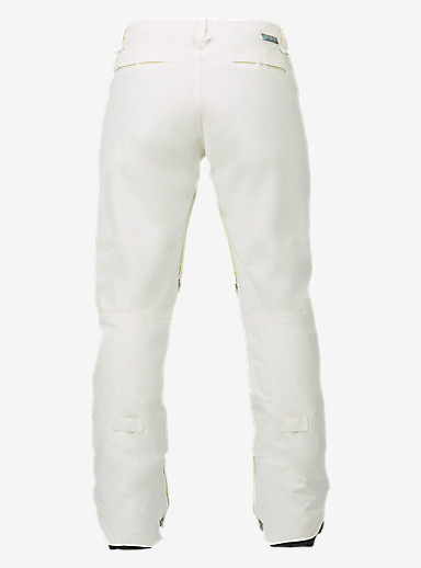 Burton Society Pant shown in Stout White