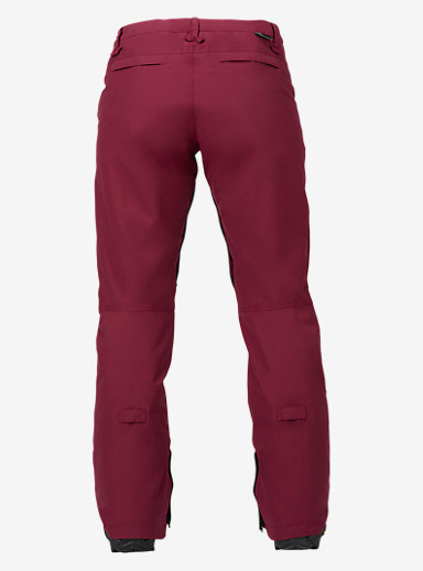 Burton Society Pant shown in Sangria