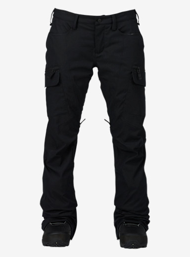 Burton Gloria Pant shown in True Black