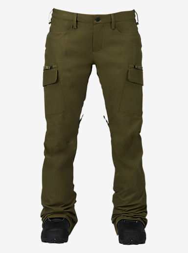 Burton Gloria Pant shown in Keef