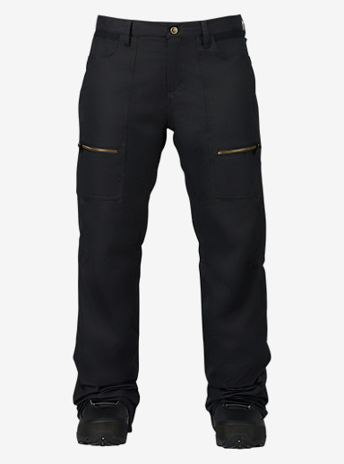 Burton Chance Pant shown in True Black