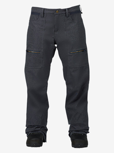 Burton Chance Pant shown in Denim