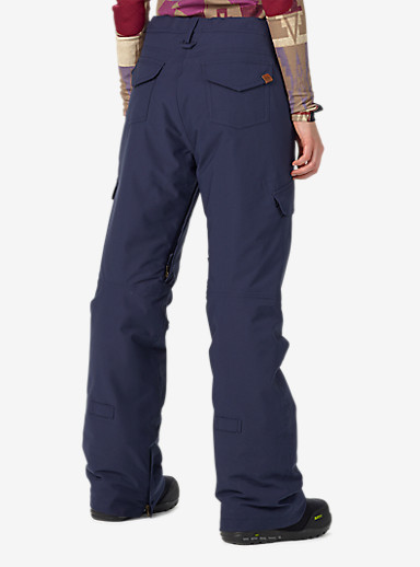 Burton Fly Pant shown in Mood Indigo