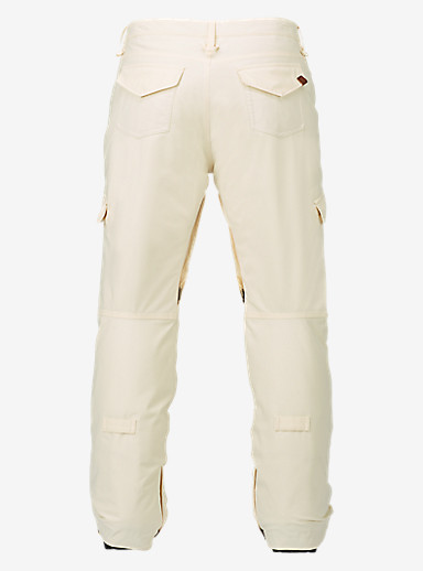 Burton Fly Pant shown in Canvas
