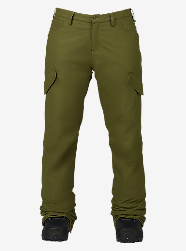 Burton Fly Pant shown in Keef