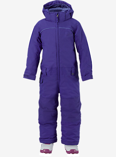 Burton Girls' Minishred Illusion One Piece shown in Sorcerer [bluesign® Approved]