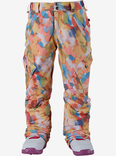 Burton Girls' Elite Cargo Pant shown in Laila