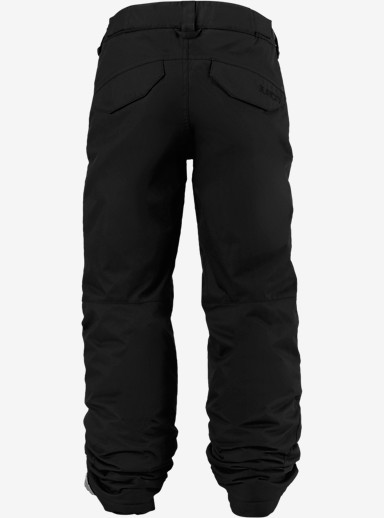 Burton Girls' Sweetart Pant shown in True Black