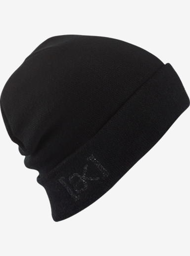 Burton [ak] Stagger Beanie shown in True Black