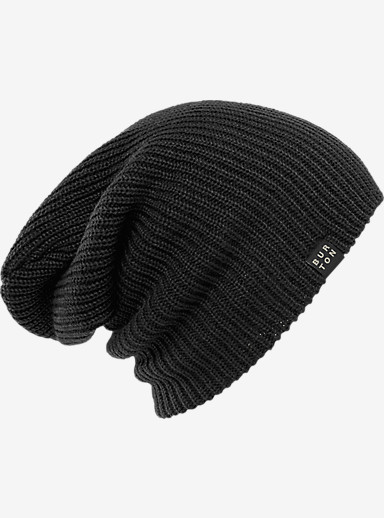 Burton Truckstop Beanie shown in True Black