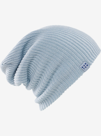 Burton Truckstop Beanie shown in Frost Heather