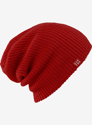 Burton Truckstop Beanie shown in Process Red