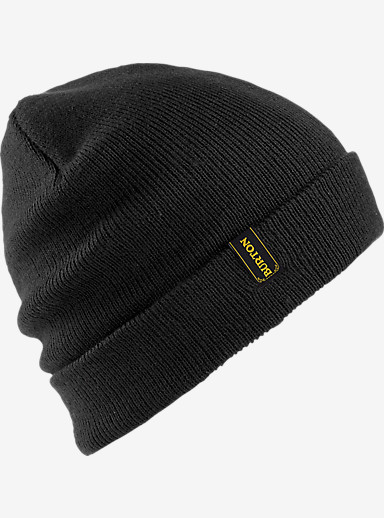 Burton Kactusbunch Beanie shown in True Black