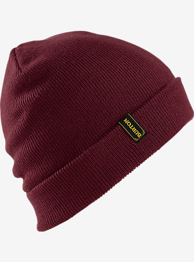 Burton Kactusbunch Beanie shown in Wino