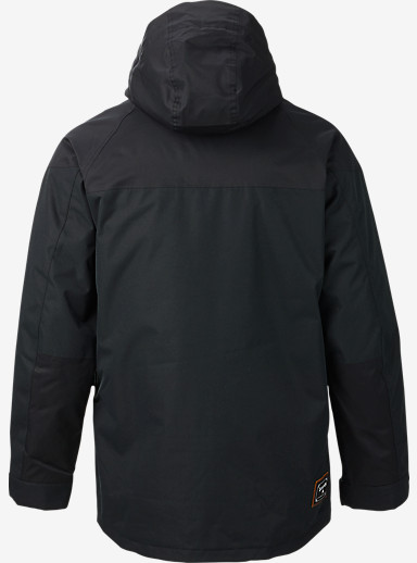 BURTON x NEIGHBORHOOD Frontier Jacket shown in NBHD Black