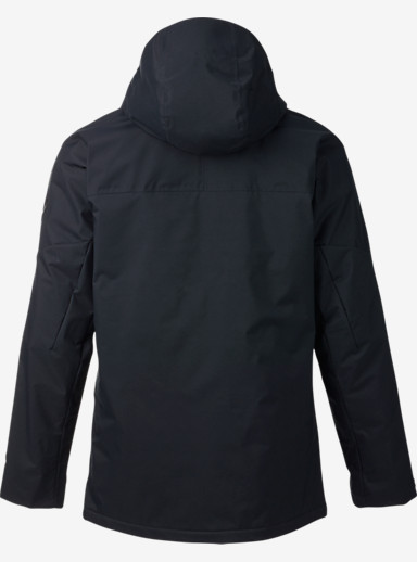 Burton Encore Jacket shown in True Black