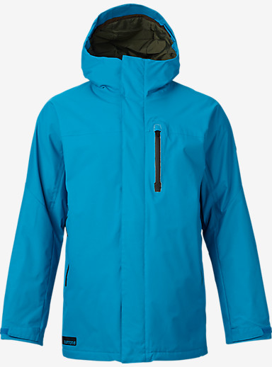 Burton Encore Jacket shown in Pipeline
