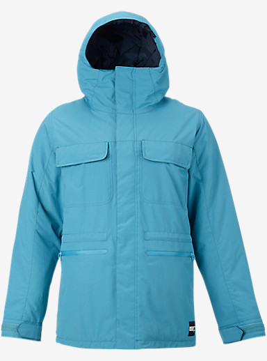 Burton Encore Jacket shown in Larkspur