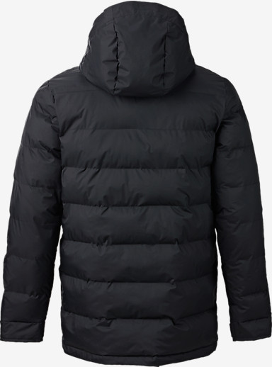 Burton Hostile Jacket shown in True Black