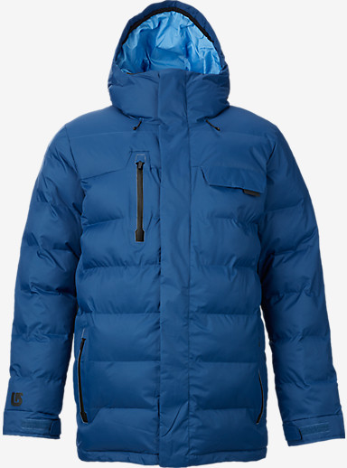Burton Hostile Jacket shown in Boro