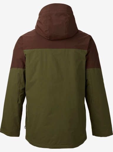 Burton Breach Jacket shown in Mocha Block