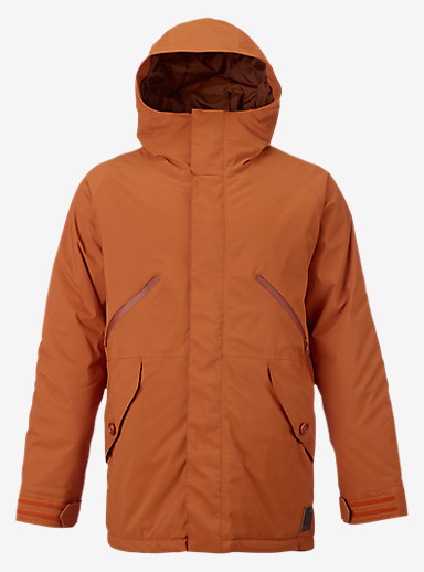 Burton Breach Jacket shown in Maui Sunset / True Penny