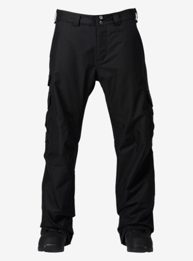 Burton Cargo Pant  - Relaxed Fit shown in True Black