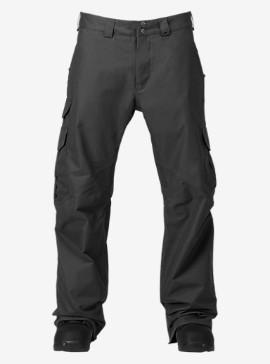 Burton Cargo Pant  - Classic Fit shown in Faded