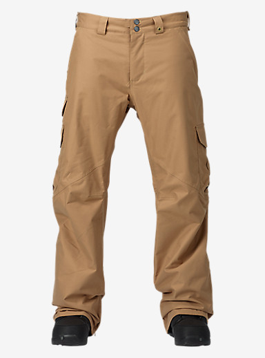 Burton Cargo Pant  - Classic Fit shown in Kelp