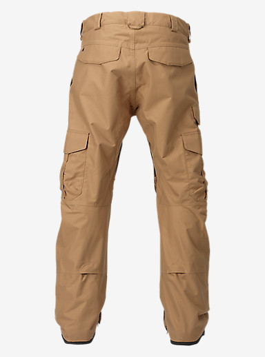 Burton Cargo Pant  - Relaxed Fit shown in Kelp