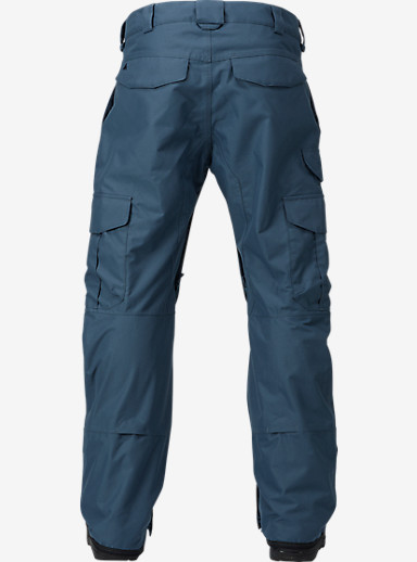 Burton Cargo Pant  - Classic Fit shown in Washed Blue
