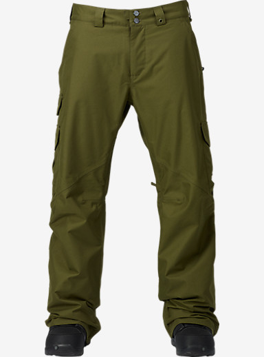 Burton Cargo Pant - Short shown in Keef