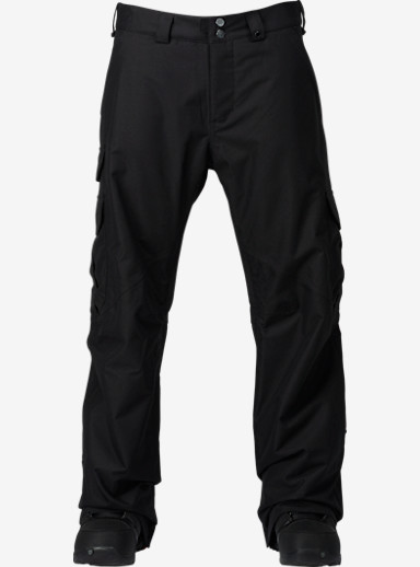 Burton Cargo Pant - Tall shown in True Black
