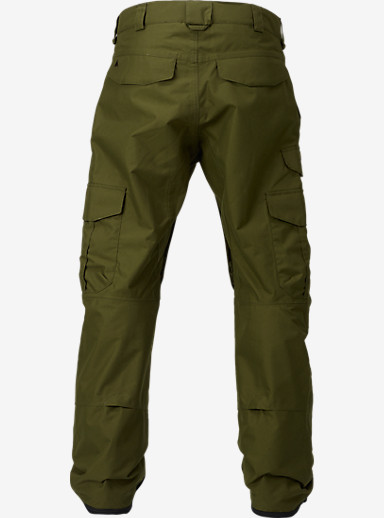Burton Cargo Pant - Tall shown in Keef