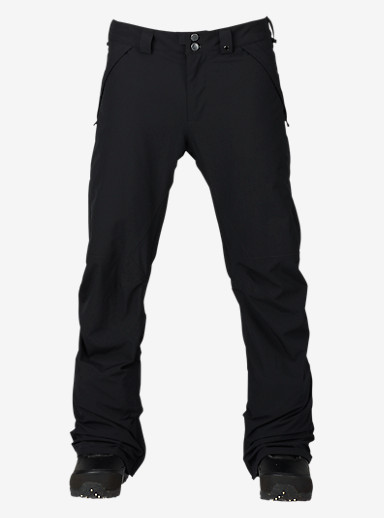 Burton Vent Pant shown in True Black