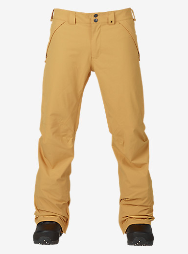 Burton Vent Pant shown in Syrup