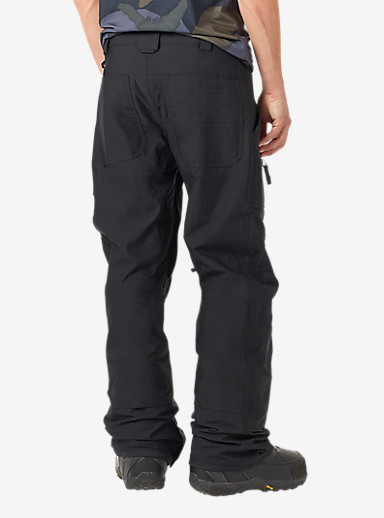 Burton Southside Pant - Mid Fit shown in True Black