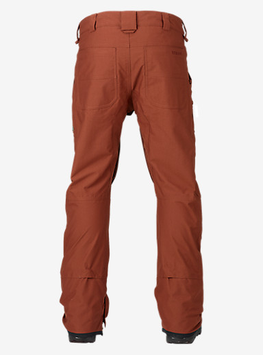 Burton Southside Pant - Mid Fit shown in Matador