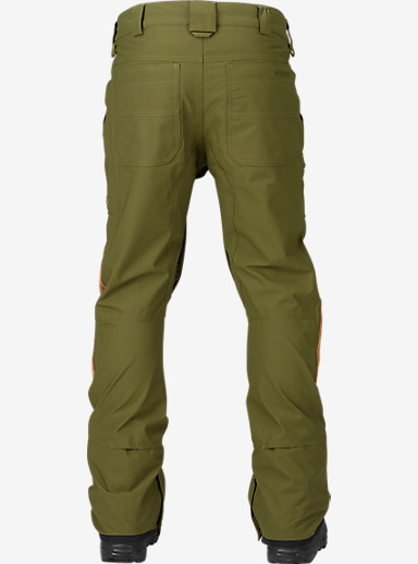 Burton Southside Pant - Mid Fit shown in Keef / True Penny