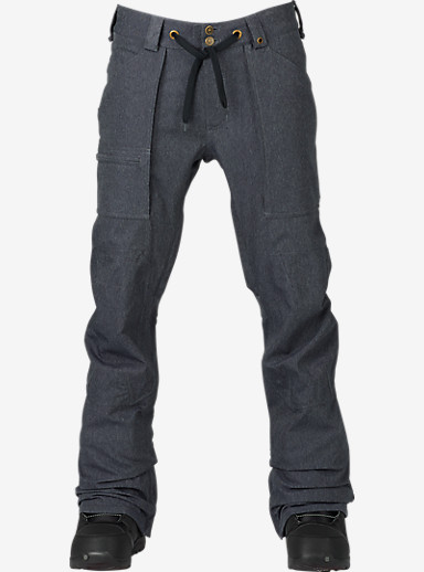 Burton Southside Pant - Regular Fit shown in Denim