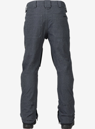 Burton Southside Pant - Mid Fit shown in Denim