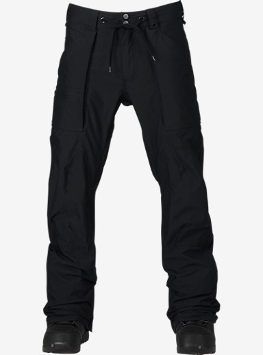 Burton Southside Pant - Slim Fit shown in True Black